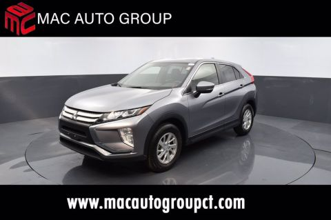 New 2018 Mitsubishi Eclipse Cross ES FWD Sport Utility
