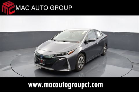 Pre-Owned 2017 Toyota Prius Prime Premium With Navigation